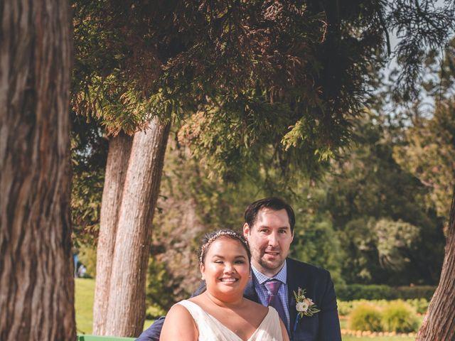 Jason and Sara's Wedding in San Francisco, California 159