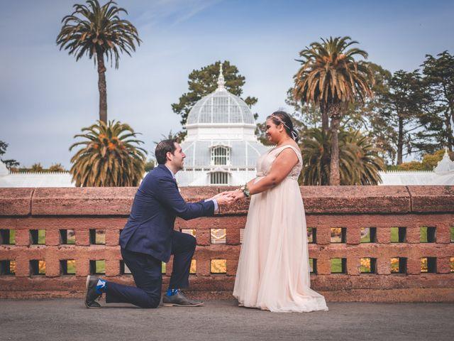 The wedding of Sara and Jason