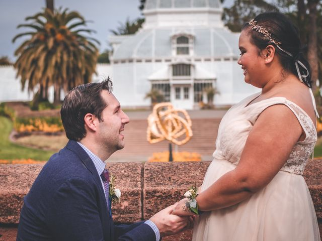 Jason and Sara's Wedding in San Francisco, California 160