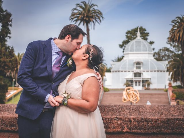 Jason and Sara's Wedding in San Francisco, California 162