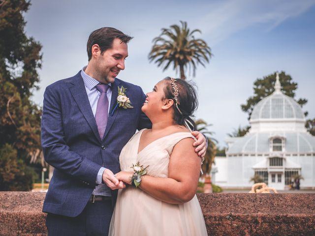 Jason and Sara's Wedding in San Francisco, California 2