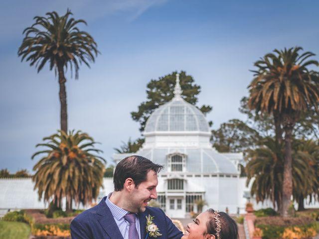 Jason and Sara's Wedding in San Francisco, California 164