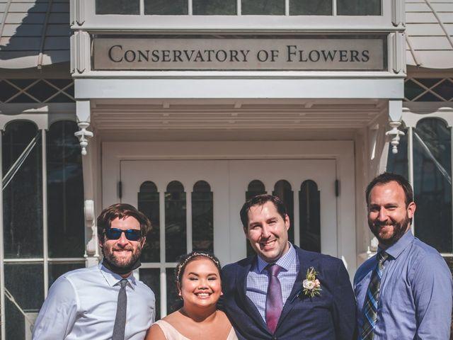 Jason and Sara's Wedding in San Francisco, California 172