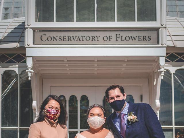 Jason and Sara's Wedding in San Francisco, California 176