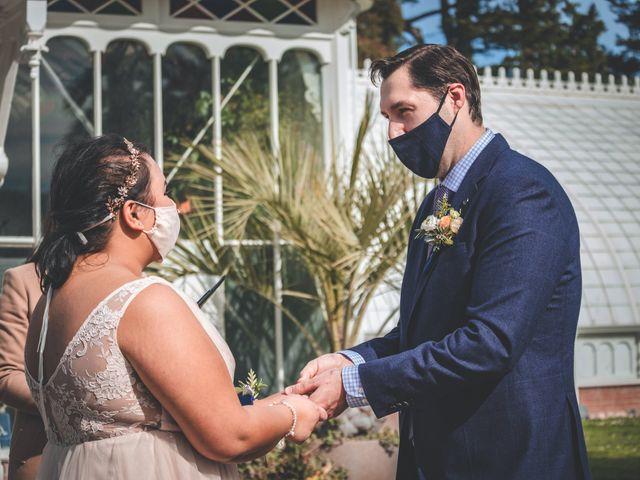 Jason and Sara's Wedding in San Francisco, California 177