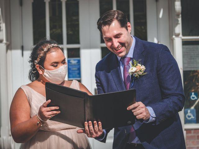 Jason and Sara's Wedding in San Francisco, California 180
