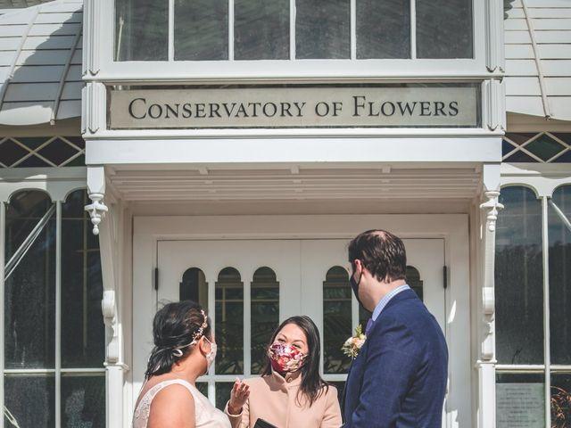 Jason and Sara's Wedding in San Francisco, California 182