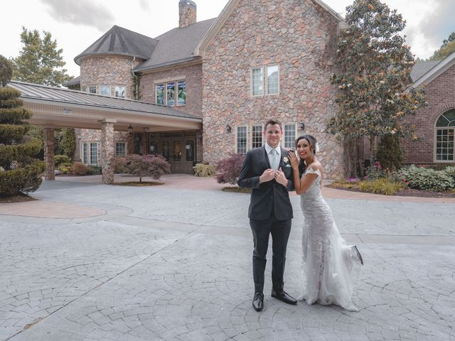 Larry and Jenane's Wedding in Tyrone, Georgia 1