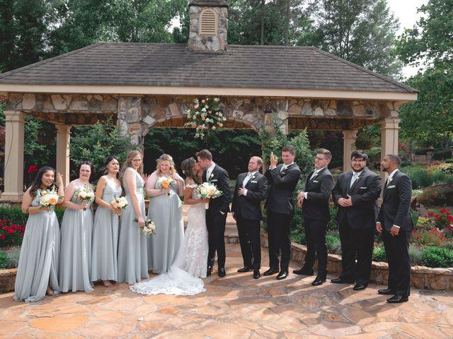 Larry and Jenane's Wedding in Tyrone, Georgia 20