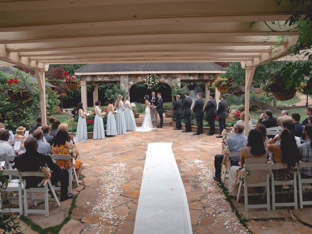 Larry and Jenane's Wedding in Tyrone, Georgia 21