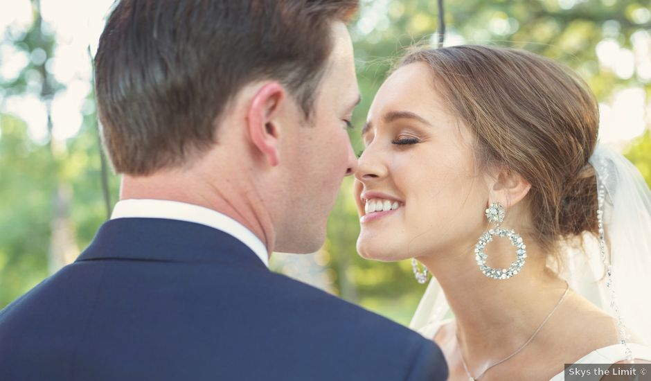 Adam and Courtney's Wedding in College Station, Texas