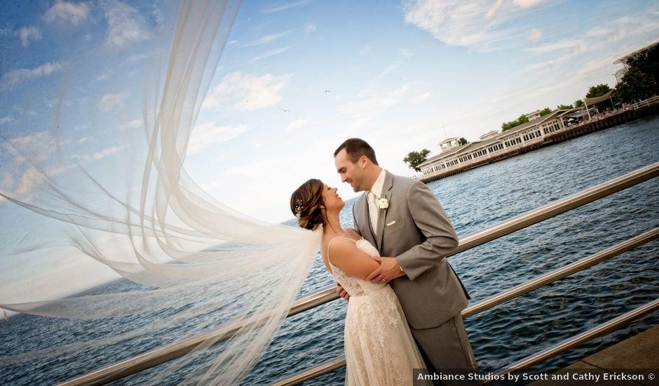 Steve and Whitney's Wedding in Milwaukee, Wisconsin