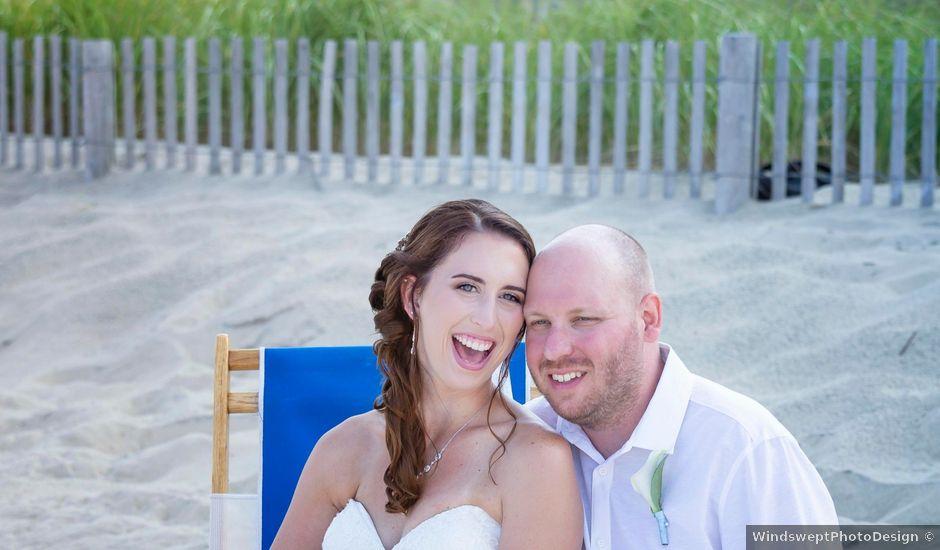 Dan and Allie's Wedding in Rehoboth Beach, Delaware