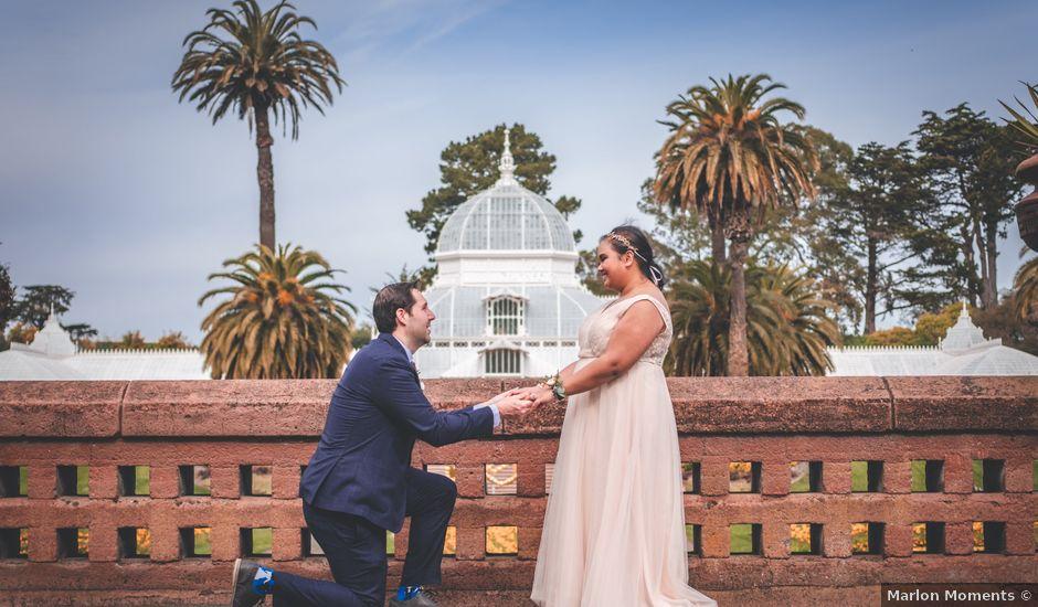 Jason and Sara's Wedding in San Francisco, California