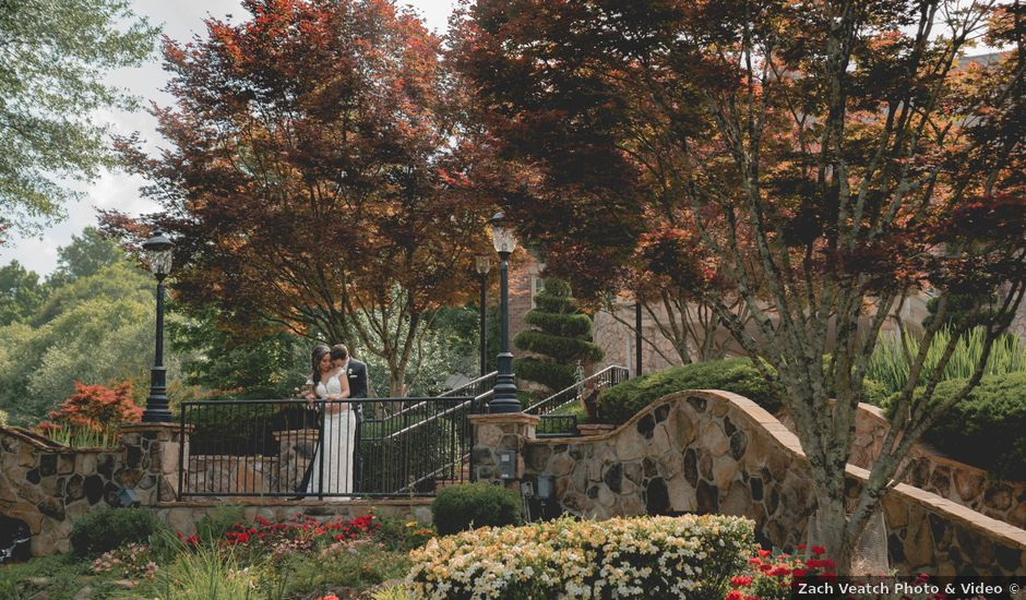 Larry and Jenane's Wedding in Tyrone, Georgia