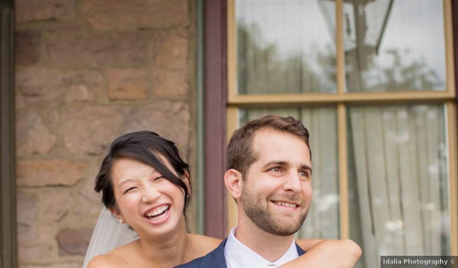 Karen and Chris's Wedding in Lambertville, New Jersey