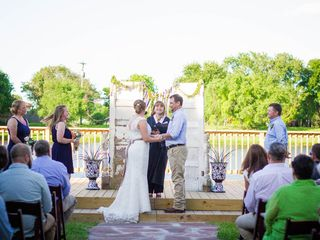 Amy and Jimmy's Wedding in Los Fresnos, Texas 3