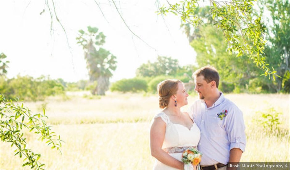 Amy and Jimmy's Wedding in Los Fresnos, Texas