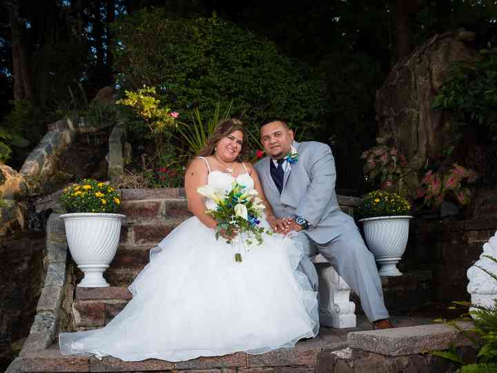 The wedding of Luis and Yary