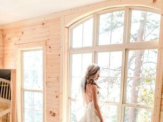 Cameron and Ashley's Wedding in Cherokee, Alabama 8