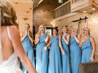 Cameron and Ashley's Wedding in Cherokee, Alabama 9