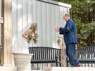 Cameron and Ashley's Wedding in Cherokee, Alabama 10