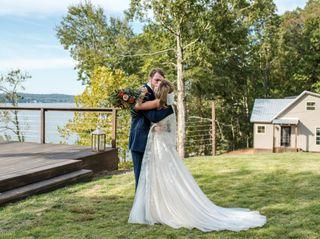 Cameron and Ashley's Wedding in Cherokee, Alabama 11