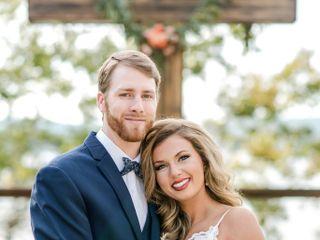 Cameron and Ashley's Wedding in Cherokee, Alabama 12
