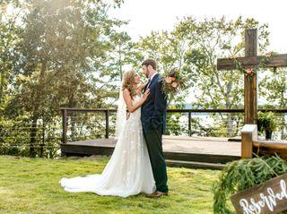 Cameron and Ashley's Wedding in Cherokee, Alabama 13
