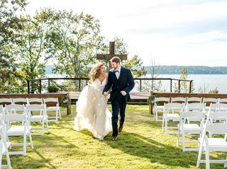 Cameron and Ashley's Wedding in Cherokee, Alabama 15
