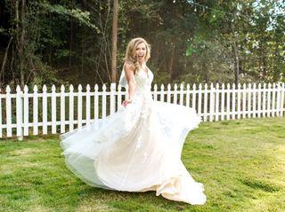Cameron and Ashley's Wedding in Cherokee, Alabama 16
