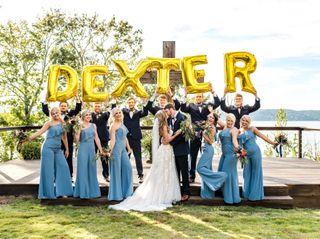 Cameron and Ashley's Wedding in Cherokee, Alabama 17