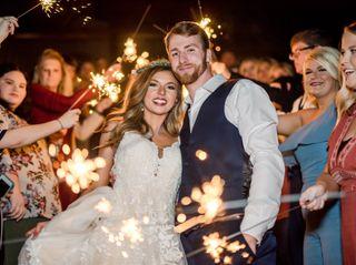Cameron and Ashley's Wedding in Cherokee, Alabama 21