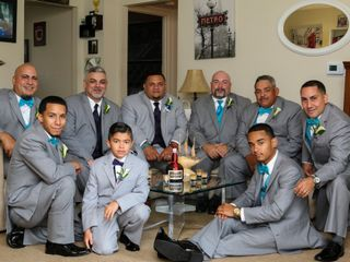 The wedding of Luis and Yary 3
