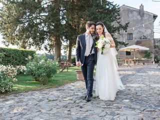The wedding of Francesco and Benedetta