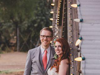 The wedding of Elizabeth  and Ryan  1