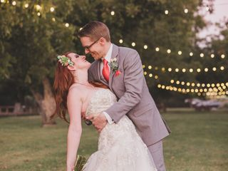The wedding of Elizabeth  and Ryan