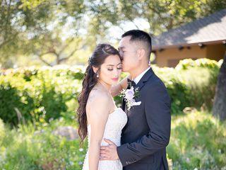 The wedding of Renee and Long 1