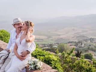 The wedding of Gabi and Laci