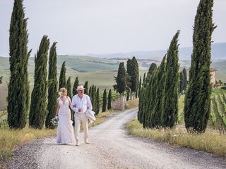 The wedding of Gabi and Laci 2