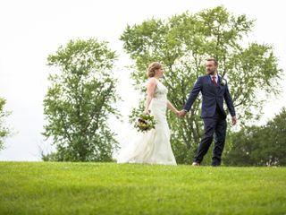 The wedding of Chelsea and Jonathan