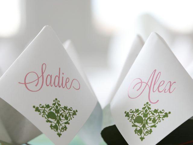 Alex and Sadie's Wedding in Mid Florida, Florida 1