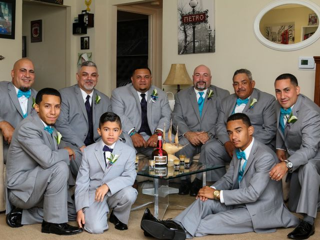 Yary and Luis's Wedding in Blackwood, New Jersey 2