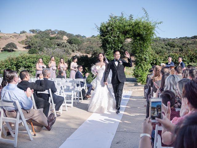 The wedding of Renee and Long