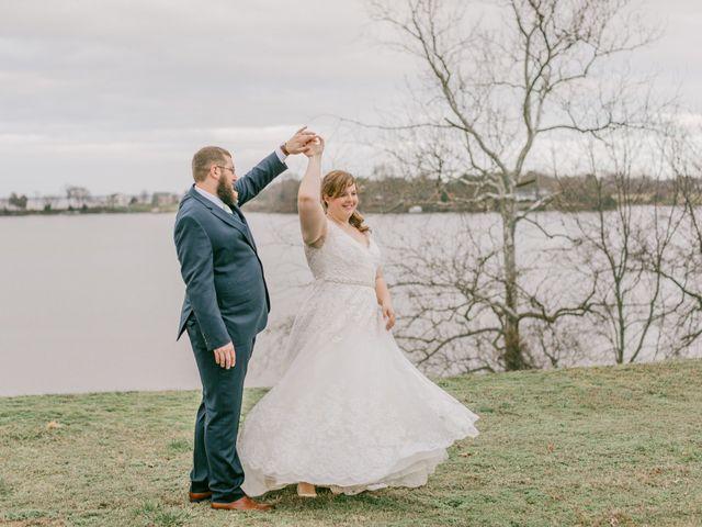 The wedding of Michael and Katherine