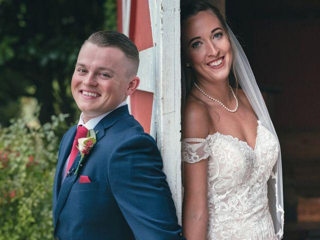 Nathan and Katelyn's Wedding in Savannah, Georgia 7