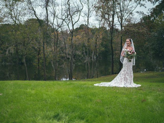 Nathan and Katelyn's Wedding in Savannah, Georgia 20