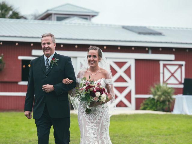 Nathan and Katelyn's Wedding in Savannah, Georgia 25