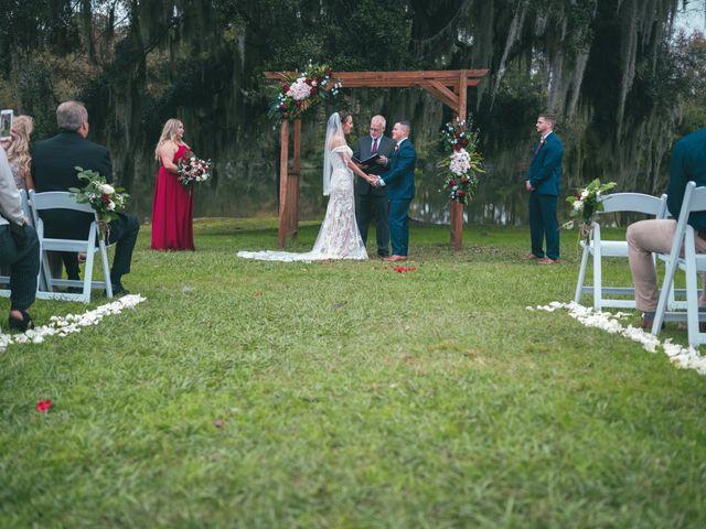 Nathan and Katelyn's Wedding in Savannah, Georgia 27