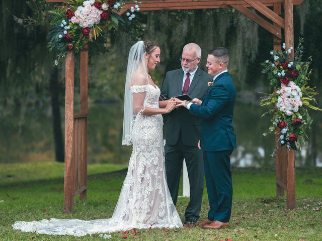 Nathan and Katelyn's Wedding in Savannah, Georgia 28